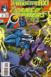 Cover for Transformers: Generation 2 (Marvel, 1993 series) #2 [Direct]