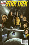 Cover Thumbnail for Star Trek (2011 series) #1 [Second Printing]