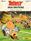 Cover for Asterix (Hjemmet / Egmont, 1969 series) #5 - Asterix hos britene [4. opplag]
