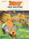 Cover for Asterix (Hjemmet / Egmont, 1969 series) #5 - Asterix hos britene [1. opplag]