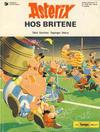 Cover for Asterix (Hjemmet / Egmont, 1969 series) #5 - Asterix hos britene [3. opplag]