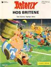 Cover for Asterix (Hjemmet / Egmont, 1969 series) #5 - Asterix hos britene [5. opplag]
