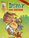 Cover for Asterix (Hjemmet / Egmont, 1969 series) #5 - Asterix hos britene [6. opplag]