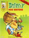 Cover for Asterix (Hjemmet / Egmont, 1969 series) #5 - Asterix hos britene [7. opplag]