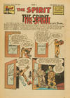 Cover for The Spirit (Register and Tribune Syndicate, 1940 series) #3/28/1948