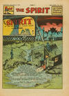 Cover for The Spirit (Register and Tribune Syndicate, 1940 series) #11/2/1947