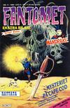 Cover for Fantomet (Semic, 1976 series) #11/1989