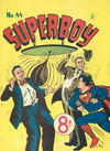 Cover for Superboy (K. G. Murray, 1949 series) #44