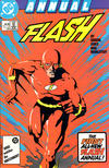 Cover for Flash Annual (DC, 1987 series) #1 [Direct]