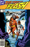 Cover for Flash (DC, 1987 series) #7 [Newsstand]
