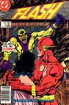 Cover for Flash (DC, 1987 series) #5 [Newsstand]