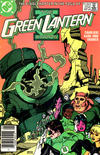 Cover for The Green Lantern Corps (DC, 1986 series) #224 [Newsstand]