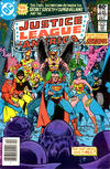 Cover Thumbnail for Justice League of America (1960 series) #197 [Newsstand Edition]