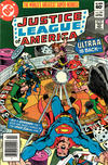 Cover Thumbnail for Justice League of America (1960 series) #201 [Newsstand Edition]