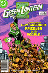 Cover Thumbnail for Green Lantern (1960 series) #205 [Newsstand]