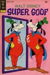 Cover for Walt Disney Super Goof (Western, 1965 series) #22 [Gold Key]