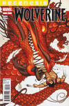 Cover for Wolverine (Marvel, 2010 series) #19