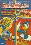 Cover for Kalle Anka & C:o (Hemmets Journal, 1957 series) #9/1983