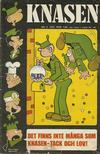 Cover for Knasen (Semic, 1970 series) #2/1973