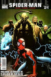 Cover for Ultimate Comics Spider-Man (Editorial Televisa, 2010 series) #21