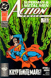Cover Thumbnail for Action Comics (1938 series) #599 [Direct Sales]