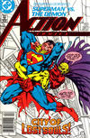 Cover Thumbnail for Action Comics (1938 series) #587 [Newsstand]