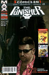 Cover for Marvel Max: The Punisher (Editorial Televisa, 2011 series) #3