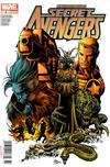 Cover for Los Vengadores Secretos, Secret Avengers (Editorial Televisa, 2011 series) #4