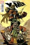 Cover for Los Increíbles Hombres X, Uncanny X-Men (Editorial Televisa, 2009 series) #31