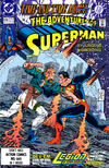 Cover for Adventures of Superman (DC, 1987 series) #478 [Direct]