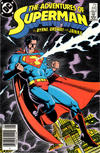 Cover for Adventures of Superman (DC, 1987 series) #440 [Newsstand]