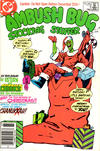 Cover for Ambush Bug Stocking Stuffer (DC, 1986 series) #1 [Newsstand Edition]