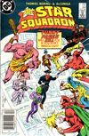 Cover Thumbnail for All-Star Squadron (1981 series) #64 [Newsstand Edition]