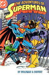Cover for Adventures of Superman (DC, 1987 series) #429 [Direct]