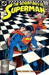 Cover for Adventures of Superman (DC, 1987 series) #441 [Direct]