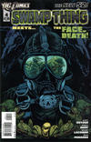 Cover for Swamp Thing (DC, 2011 series) #4