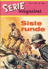Cover Thumbnail for Seriemagasinet (Serieforlaget / Se-Bladene / Stabenfeldt, 1951 series) #1/1971