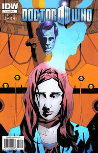 Cover Thumbnail for Doctor Who (IDW, 2011 series) #11 [Cover RI]