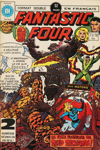 Cover Thumbnail for Fantastic Four (Editions Héritage, 1968 series) #77/78