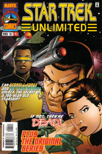 Cover Thumbnail for Star Trek Unlimited (Marvel, 1996 series) #4 [Direct Edition]