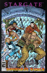 Cover Thumbnail for Stargate Doomsday World (Entity-Parody, 1996 series) #3 [Foil Variant]