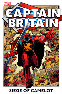 Cover Thumbnail for Captain Britain (Marvel, 2011 series) #2 - Siege of Camelot