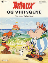 Cover Thumbnail for Asterix (Hjemmet / Egmont, 1969 series) #3 - Asterix og vikingene [6. opplag]