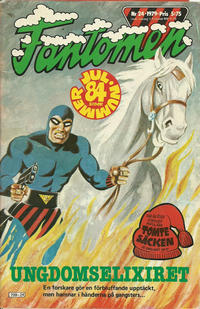 Cover Thumbnail for Fantomen (Semic, 1963 series) #24/1979