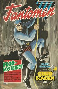 Cover Thumbnail for Fantomen (Semic, 1963 series) #4/1981