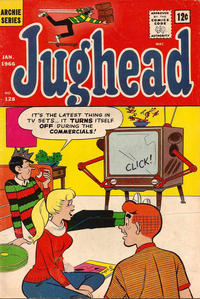 Cover Thumbnail for Jughead (Archie, 1965 series) #128