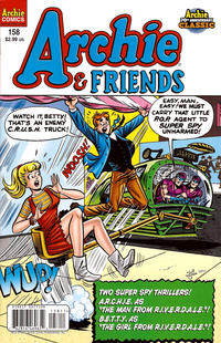 Cover for Archie & Friends (Archie, 1992 series) #158