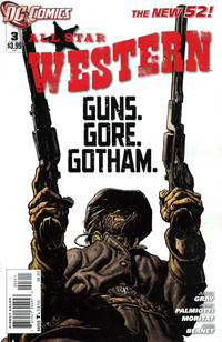 Cover Thumbnail for All Star Western (DC, 2011 series) #3