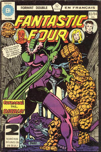 Cover Thumbnail for Fantastic Four (Editions Héritage, 1968 series) #83/84