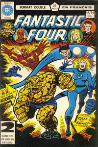 Cover Thumbnail for Fantastic Four (Editions Héritage, 1968 series) #93/94